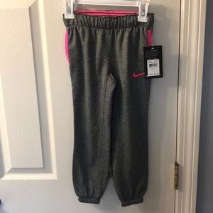 Nike Girls Small Active pants NWT Dri-Fit